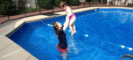 Private swim lessons in east windsor nj instaswim for East meadow pool swimming lessons