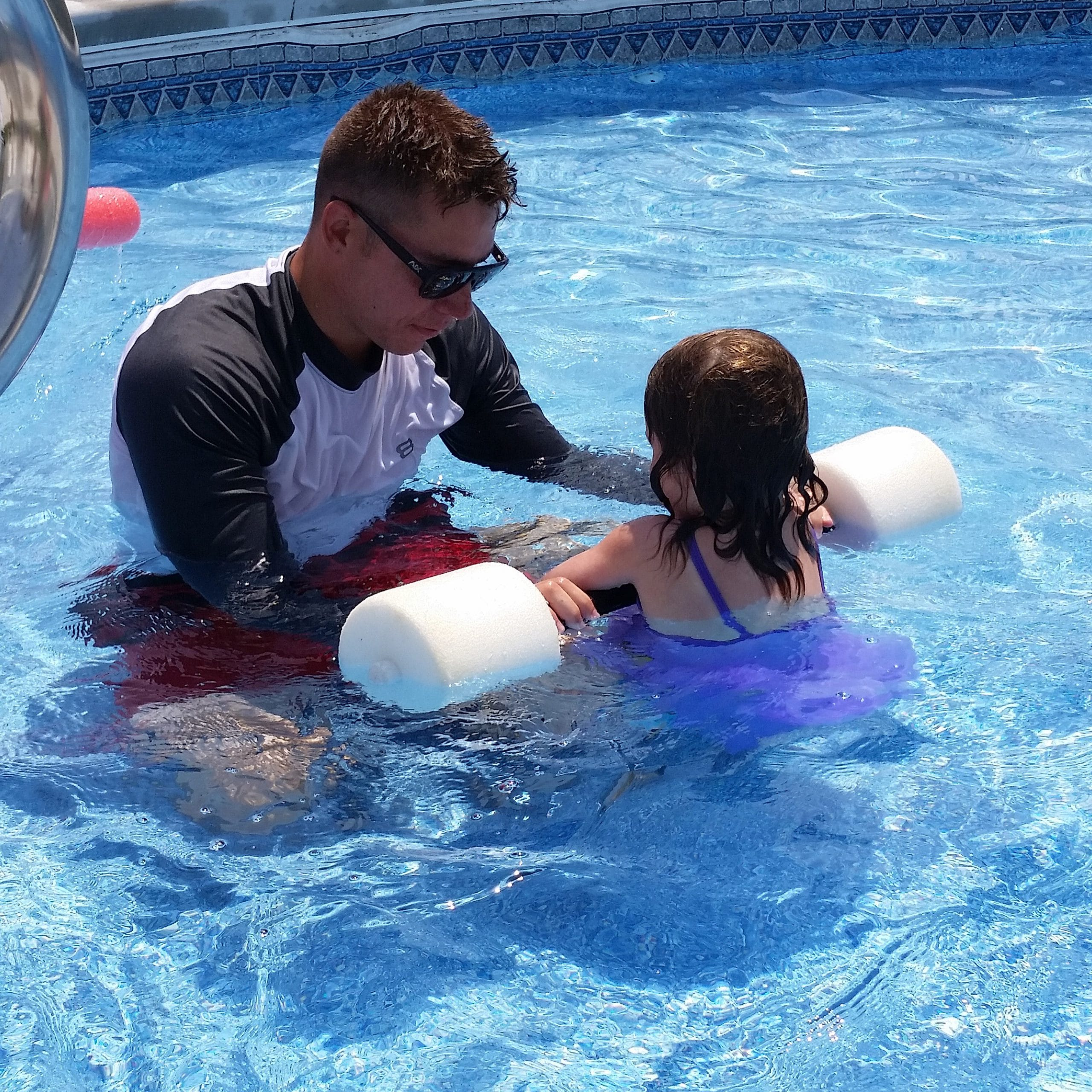 Swimming Lessons At Home