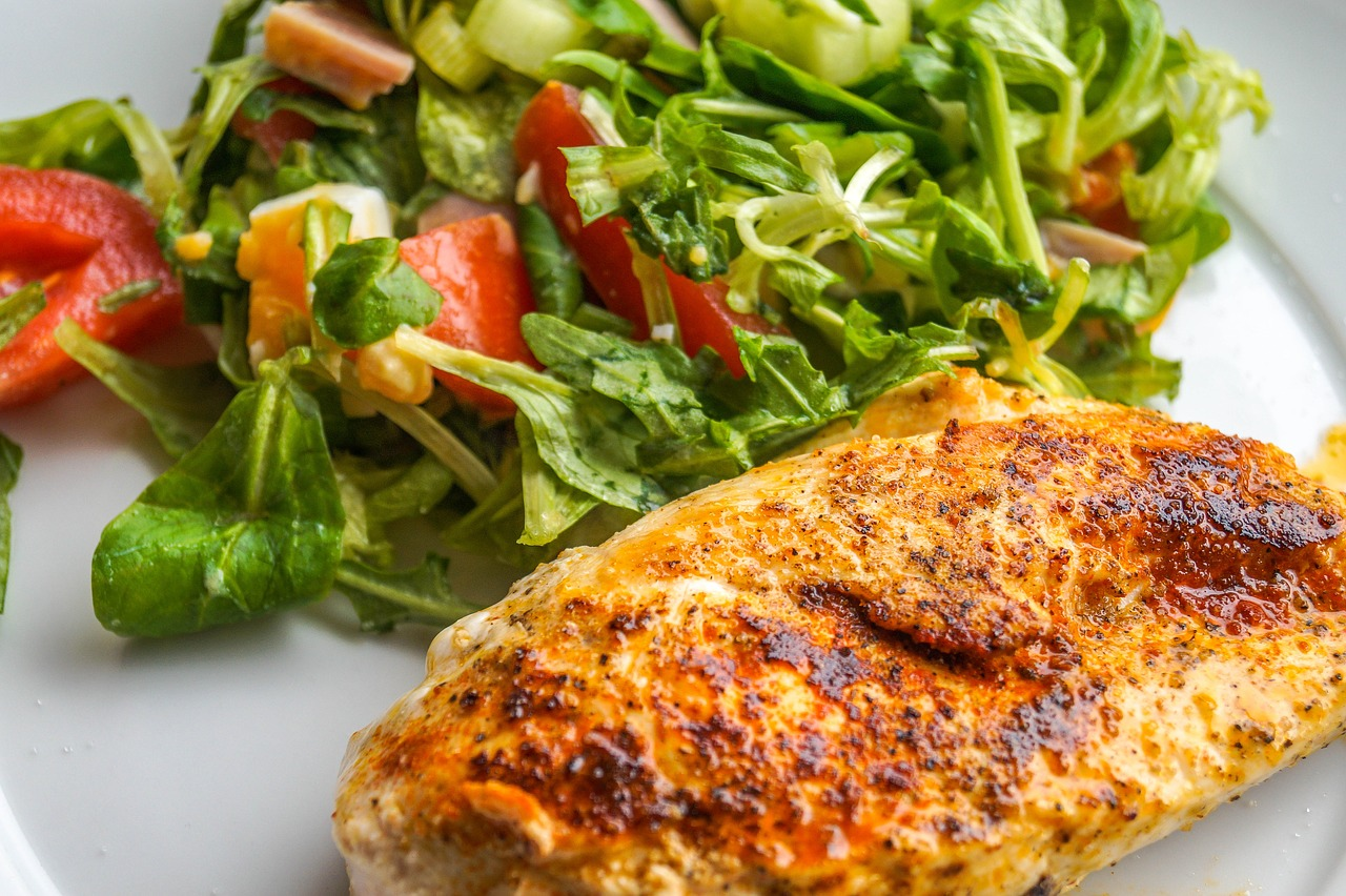 Best Foods To Eat Before And After A Swim Chicken Breast