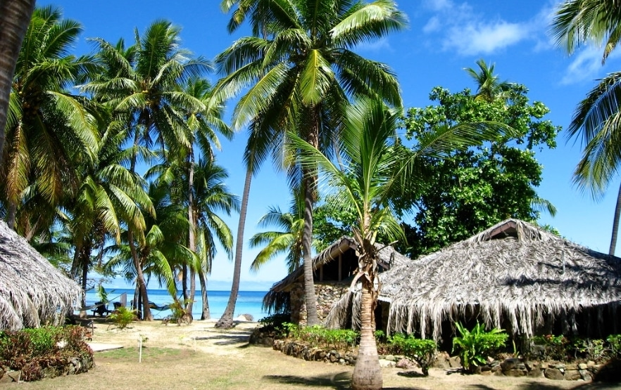Top 5 Beaches 2021 Fiji