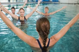 Top 6 Pool Work Outs For Beginners