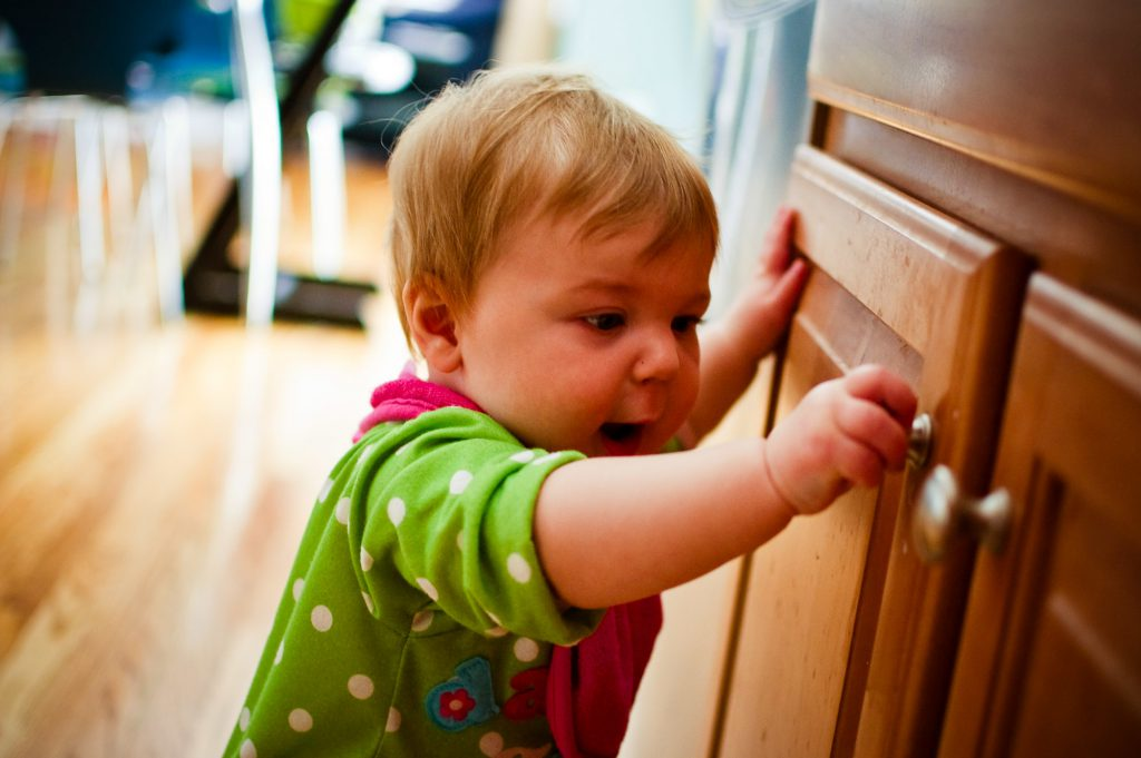 Toddler Childproofing
