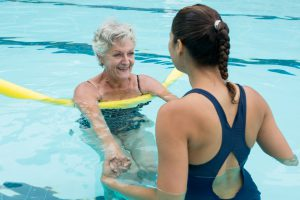 Why Seniors Should Take Swimming Lessons