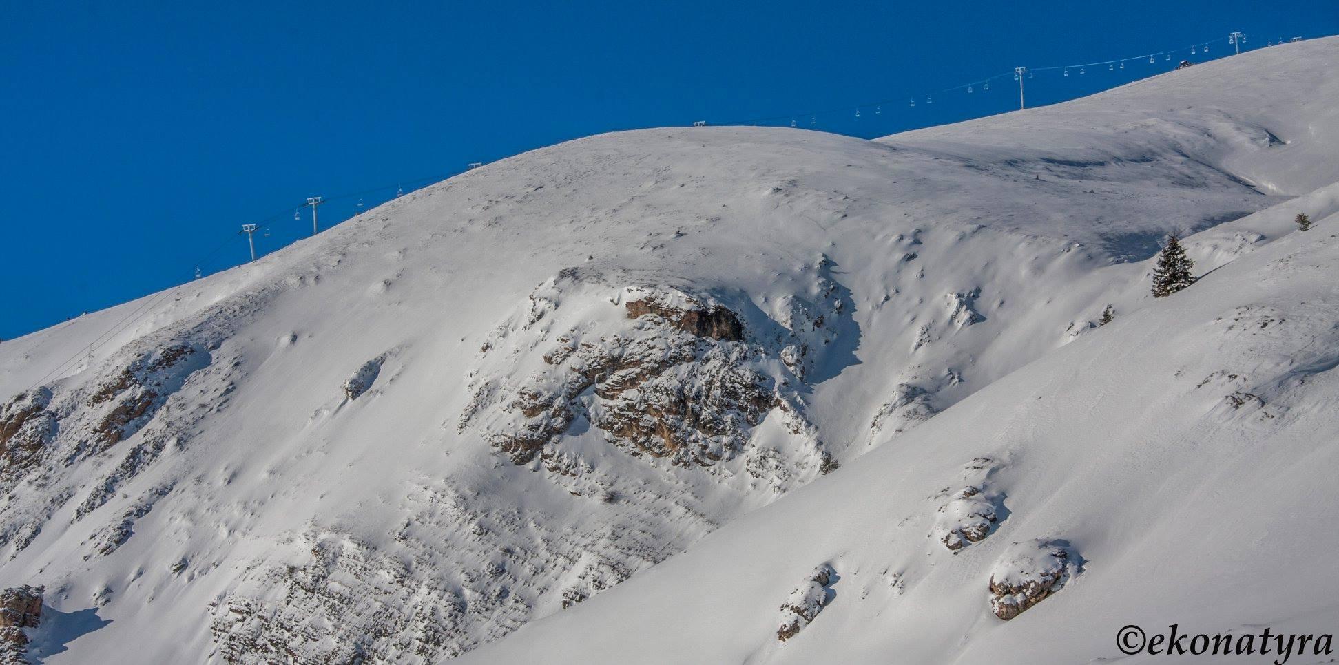 The Sunny Hill Ski Mountain