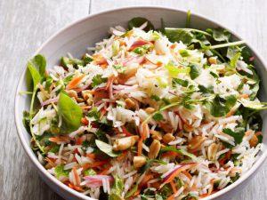 Lemon-Herb Rice Salad