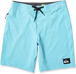 Light Blue Swim Trunks For Men