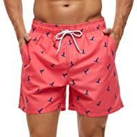 Pink Swim Trunks For Men