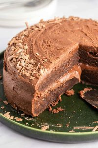KETO FLOURLESS CHOCOLATE CAKE. Healthy Cakes That Will Blow Your Mind List