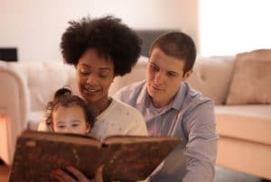 Family Reading Epic Books for Kids