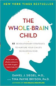 The Whole-Brain Child 12 Revolutionary Strategies to Nurture Your Child's Developing Mind Book Cover