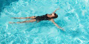swim relaxation