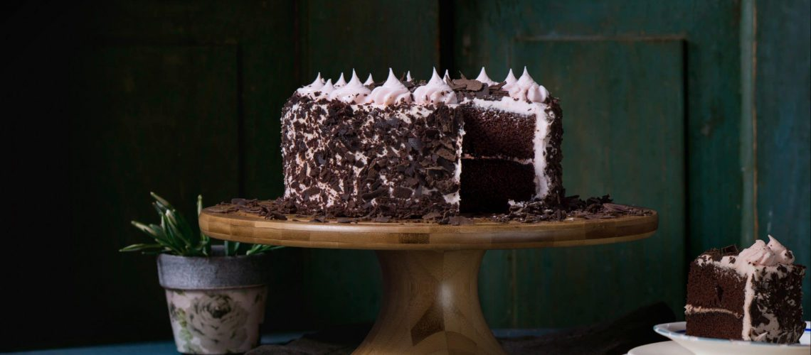5 Healthy Cakes That Will Blow Your Mind