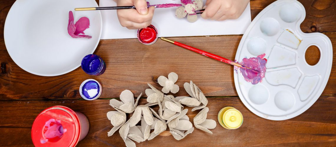 Crafts To Do At Home For All Ages