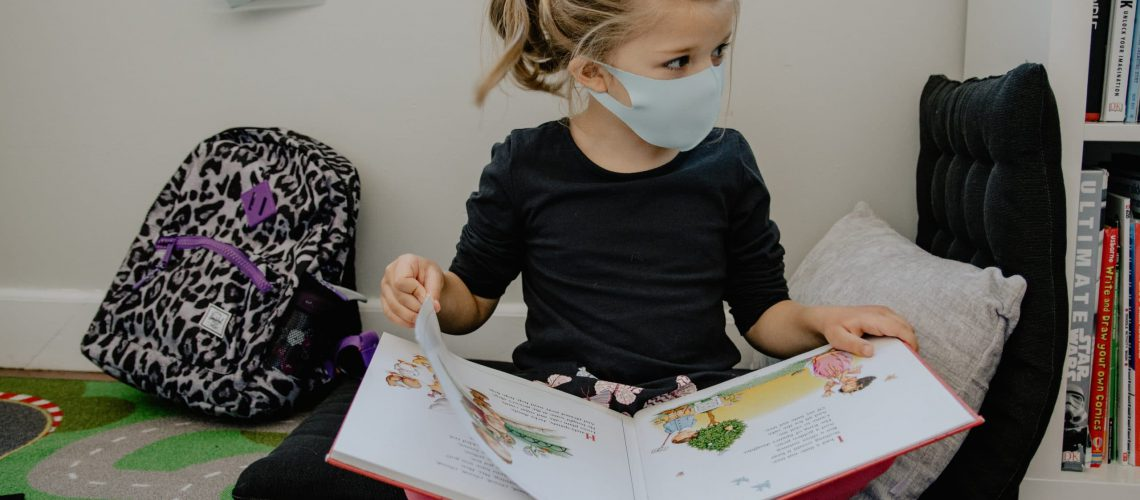 Tips for Toddler Face Masks