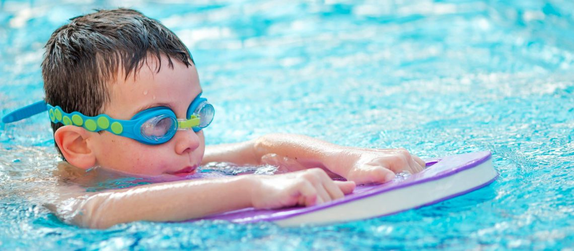 When To Put My Child In Swim Lessons