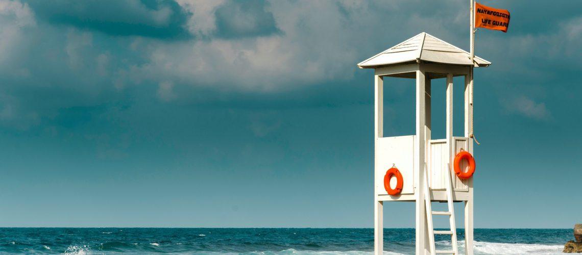 Lifeguard Shortage Visible At The Beach