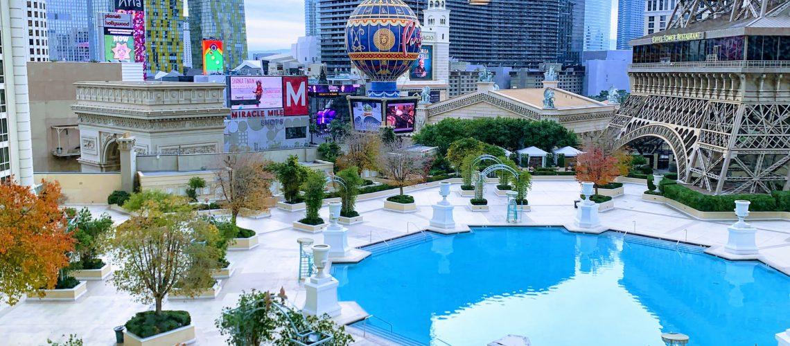Pool Party In Vegas
